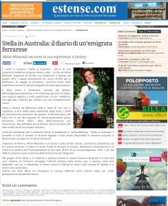 Stella su Estense.com