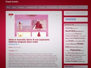 Stella in Australia Expat Books
